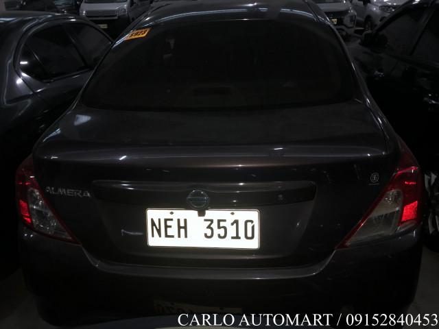 2019 Nissan Almera Base 1.5