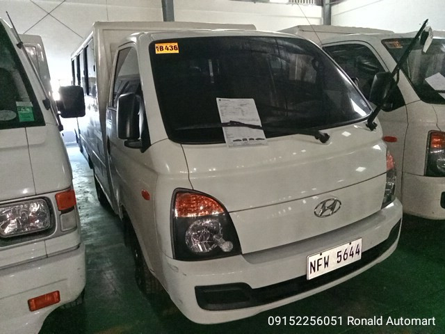 2020 Hyundai H100 GL CRDi 2.5