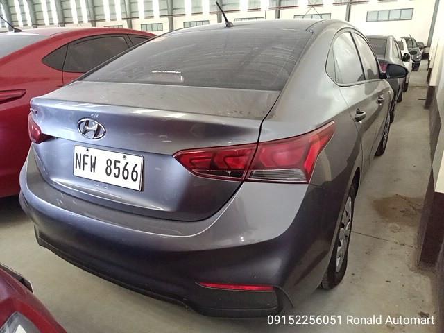 2020 Hyundai Accent GL 1.4