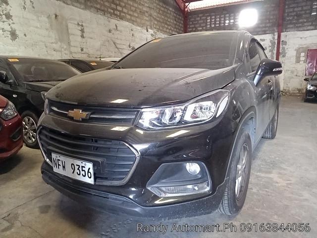2019 Chevrolet Trax LS 1.4