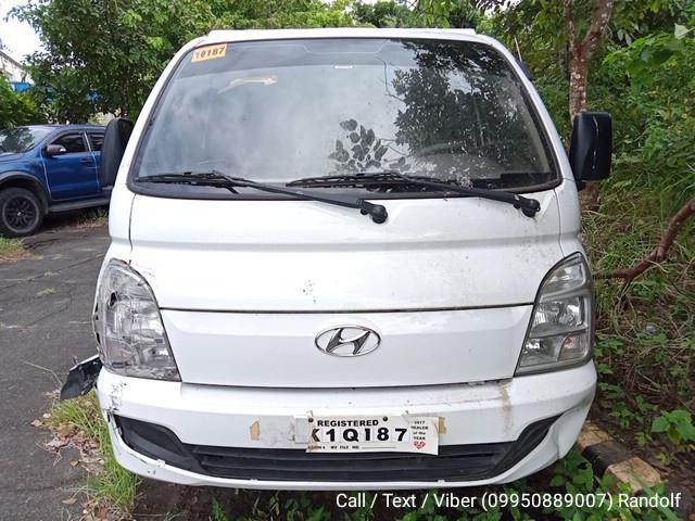 2020 Hyundai H100 GL CRDi GL Shuttle dual AC 2.5