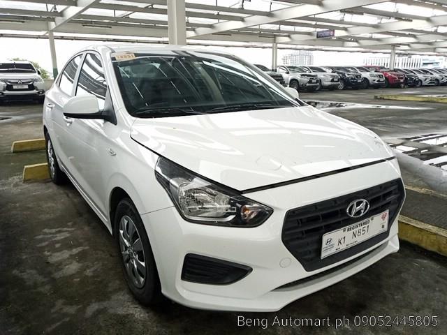 2020 Hyundai Reina GL 1.4