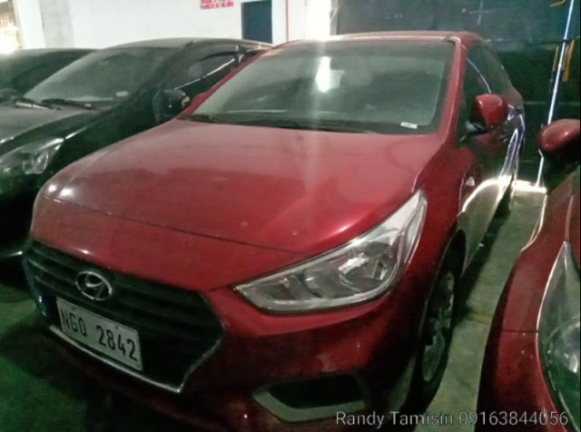 2020 Hyundai Accent GL 1.6