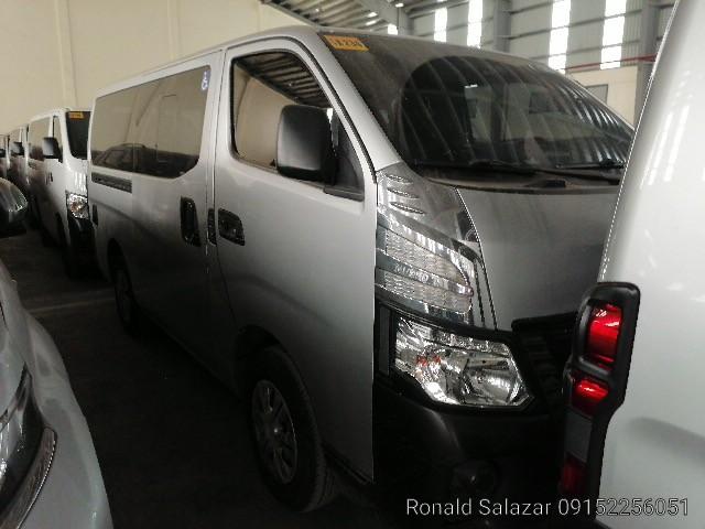 2018 Nissan Urvan