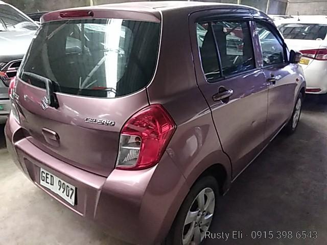 2016 Suzuki Celerio GL