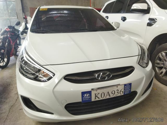 2018 Hyundai Accent GL 1.4