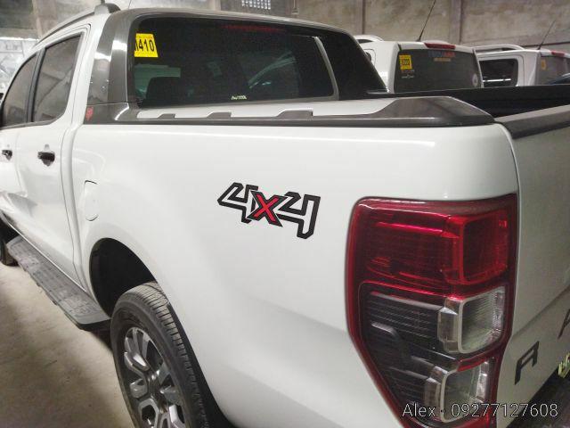 2018 Ford Ranger Wildtrak Navi 4x4 2.2