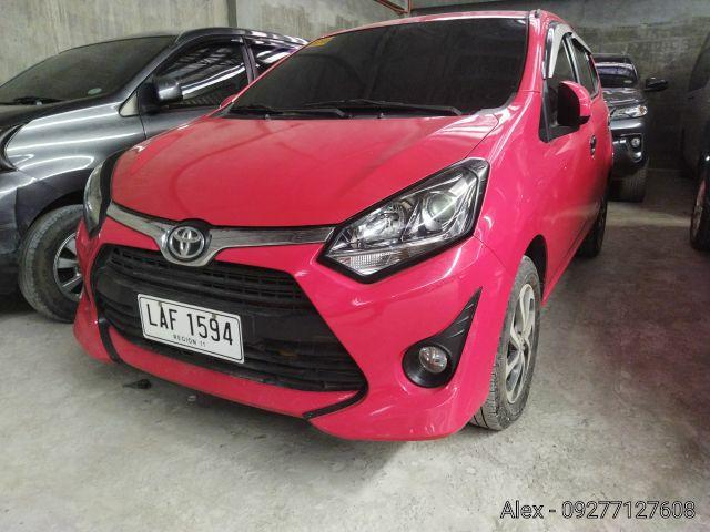2019 Toyota Wigo G