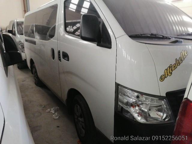 2020 Nissan Urvan NV350