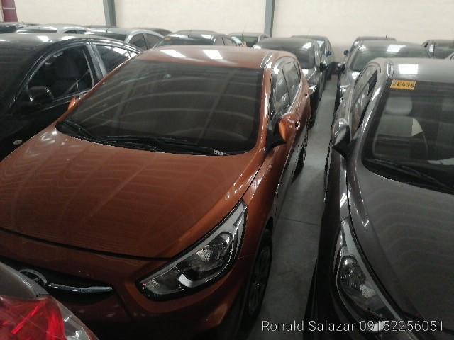 2016 Hyundai Accent GL Hatchback CRDi 1.6