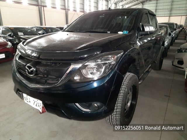 2018 Mazda BT50 4x2 2.2