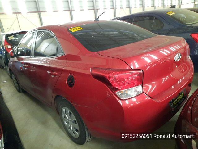 2019 Hyundai Reina GL 1.4