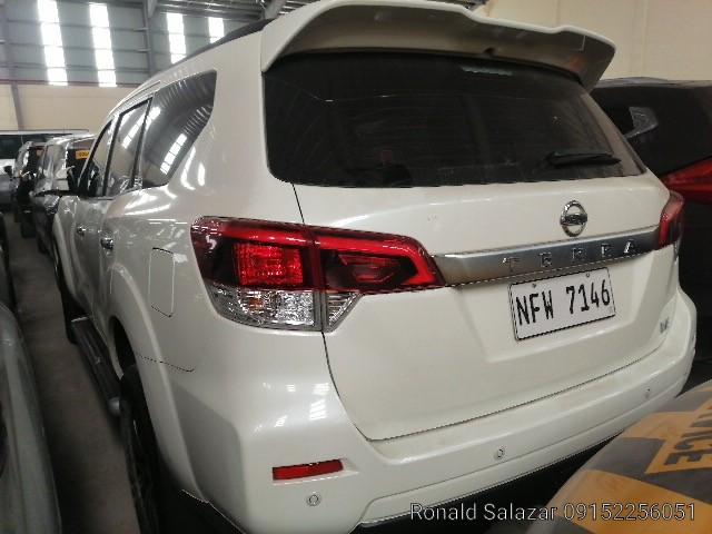 2020 Nissan Terra VE 4x2 2.5