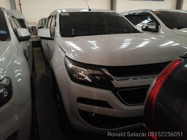 2019 Chevrolet Trailblazer 4x2 2.8