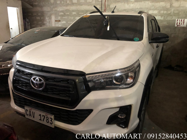 2020 Toyota Hilux 4x2 2.4