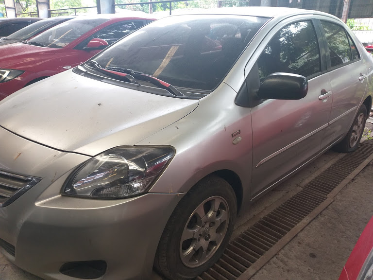 2012 Toyota Vios E  1.3