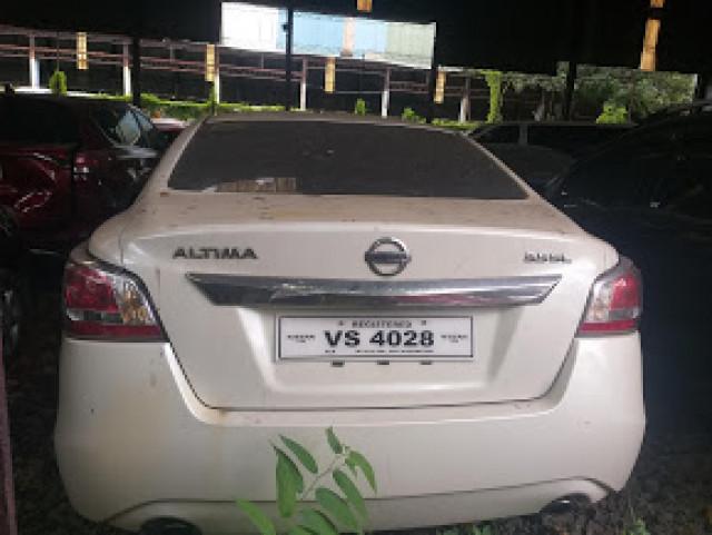 2015 Nissan Altima 3.5L 3.5