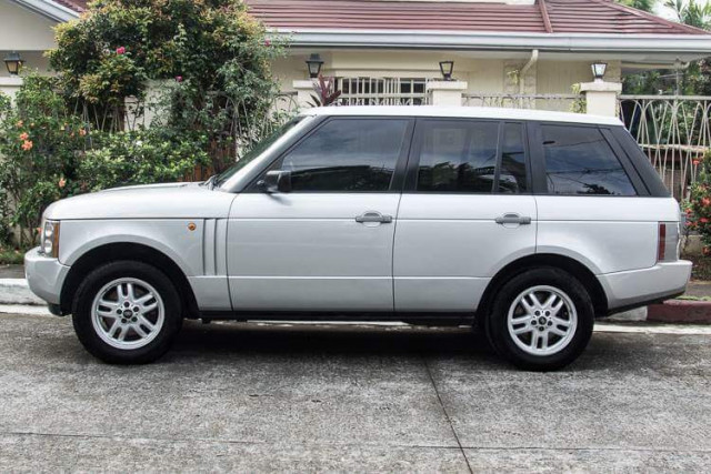 2004 Land Rover Range Rover Full Sized, HSE