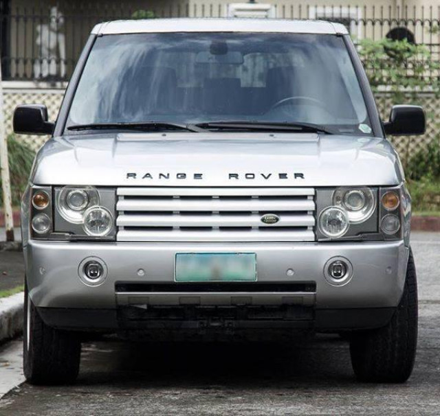 2004 Land Rover Range Rover Sport Supercharged